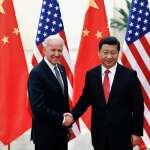 美國社會對中國態度已經改變!拜登處理中港問題「須考慮強烈負面民情」