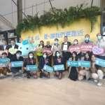 清景麟巴克禮築愛台南 喜捐百萬助公益