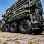 海軍反艦飛彈部隊「海鋒大隊」早晚都操 迷彩飛彈發射車罕見曝光