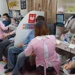 秋冬血庫告急 中油石化部號召挽袖捐熱血