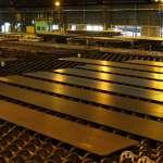 中鋼為蓄積明年1Q成長 12月份盤價僅調幅平均1.28%