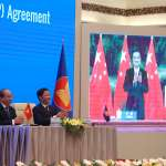 RCEP能否撼動美國亞太主導地位?學者:中國一定程度突破美國圍堵,但效果有限