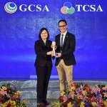 2020台灣企業永續獎 台灣大哥大年度最大贏家 勇奪「十大永續典範獎」服務業類第一名