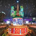 【2020新北耶誕城攻略】迪士尼夢幻聖誕樹、會變色的奇幻光廊,盤點7大最好拍亮點