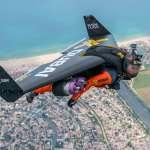 曾與A380客機並肩翱翔!法國「鋼鐵人」飛行訓練事故,瑞費命喪杜拜沙漠