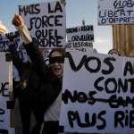 迫害新聞自由!拍攝警方執法恐重罰百萬 法國萬人上街反爭議新法