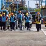 訓練緊急應變能力 中油石化事業部辦防災演習