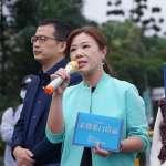 江啟臣陷領導危機、李彥秀卻赴美「搞切割」?她親上火線回應了