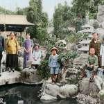 世界時光走廊》日據台灣珍稀影像系列(1): 屏東名門張山鐘和張豐緒父子家人的故事