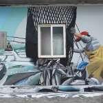 汕尾漁港特色彩繪 展現漁村亮麗色彩