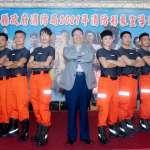 竹縣消防猛男美女月曆搶手 限量3000份28日起兌換