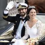 疫情波及瑞典王室 國王獨子與王妃確診隔離中