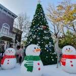 六福村「童話耶誕」繽紛登場  變身耶誕老人獨享199元超級優惠