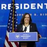 史上首次!美國副總統高級幕僚全是女性 賀錦麗使白宮「玻璃天花板」碎裂