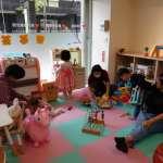 育兒資源深入社區 中市府增設4間小型親子館