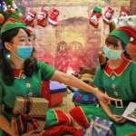 雲朗觀光集團聯合打造「聖誕角落」 結合「聖誕樂捐」送愛心