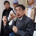 蘇偉碩反萊豬遭警約談 施正鋒怒批「台灣怎麼還停留在戒嚴時代?」