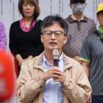 反萊豬醫師行憲記念日被「查水表」 林為洲:WTF!現在是戒嚴?