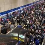 北捷板南線一列車今早傳異味急煞,龍山寺、忠孝新生大量乘客擠爆!原因待詳查