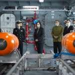 幕後》海軍接受潛艦國造預算凍10億?蔡英文黨內開飆:一定要追究