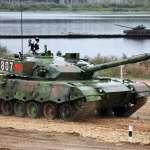 觀點投書:M1坦克優於96式坦克