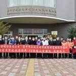 善行義舉助消防 中市副議長顏麗敏暨顏寬恒服務團隊捐贈救護器材