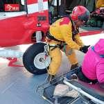 直升機出動每小時成本近20萬元! 為何開放山林滿一年,直升機搜救激增112%?