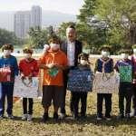 清景麟教育基金會四周年慶 攜高美館「奇花仙境」暖心過聖誕