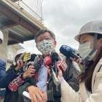 出席廣慈博愛社宅上梁 柯文哲重申:若只蓋給社會底層、很快會變貧民窟