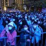 北市不停辦跨年 柯文哲:若要停止廣場活動,餐廳、夜市應先關