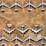新冠疫情造就的沙漠奇景:全球航班大減,「飛機墳場」機滿為患