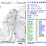 地震!規模5.7「相當於0.2顆原子彈」 未來3天恐還有餘震