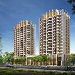 富旺國際「VIE微美居」良辰吉時歡慶動土 頂尖建築為人生鍍金