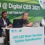 工研院CES 2021大放異彩 類人雙臂機器人備受國際矚目