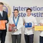 高雄農產全壘打 獲比利時國際食品界米其林三星獎
