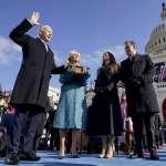 美國第46位總統、第一位女副總統宣誓就職,拜登與賀錦麗的時代正式降臨