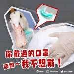 別讓口罩成動物殺手!鴨子慘被掛繩纏脖 柯文哲授2招廢口罩處理法