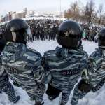不畏斷網、鎮壓、零下50度嚴寒!俄羅斯抗議遍地開花聲援反對派領袖 納瓦爾尼妻子等千人被拘捕