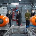 海軍新戰力入列 首艘快速布雷艇完成成軍訓練