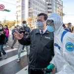 防疫危機》專訪鄭文燦:本土疫情還沒到盡頭,守住桃園就守住台灣