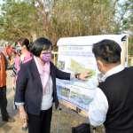 彰化遊憩廊道串連計畫 二期計畫預計五月完工