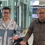 中國維權分子郭飛雄「被失蹤」!美國之音:浦東機場遭攔截展開絕食後,至今音訊全無