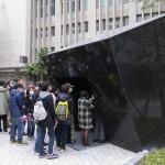 陳文成紀念廣場落成 台大生向校方喊話:整理檔案、承擔轉型正義責任