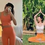 瘦背居然可以年輕10歲!瑜珈老師傳授2招美背操,不用控制飲食也能擁有漂亮曲線