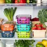 防疫期間食物塞滿冰箱恐變質!營養師教你4步驟輕鬆整理,省電還能讓空間翻倍
