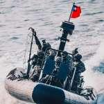 海軍執行特種作戰新利器!「M109突擊艇」穿浪而行畫面曝光