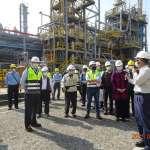 高市府與勞動部至大社石化廠春安聯檢 呼籲強化作業安全