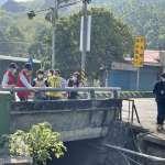 終結淹水困境 竹山外埔橋改建今年底完工