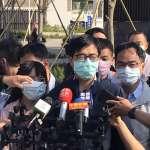 陳其邁合體黃捷表支持 罷韓大將張博洋:如果對韓國瑜不敬就要被罷免,93萬市民恐成目標