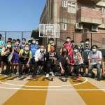 三芝新亮點!  議員成功爭取知名品牌籃球場啟用